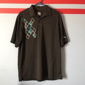 Slazenger Mens Golf Polo. Size L.